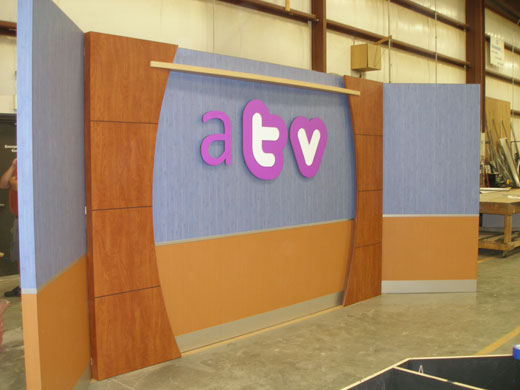 SUNY Albany stage set for student TV station: ATV