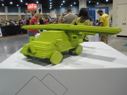 LEGO KidsFest in Raleigh, NC