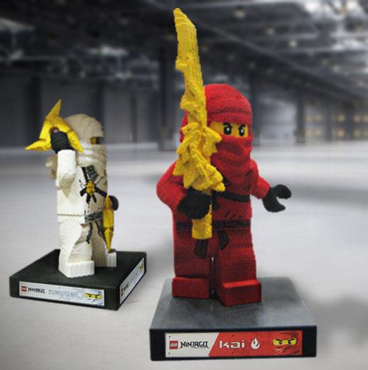 LEGO Ninjago Spinjitzu Masters Tour