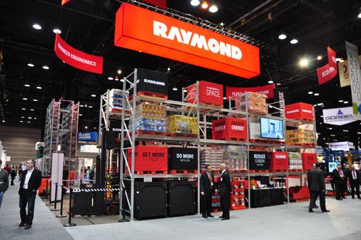 Raymond Corporation at ProMat 2013