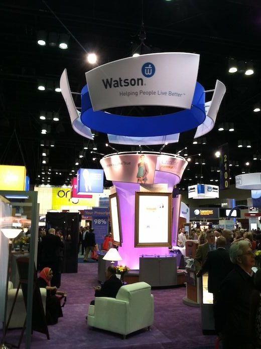 Watson Pharmaceuticals at ASRM 2011