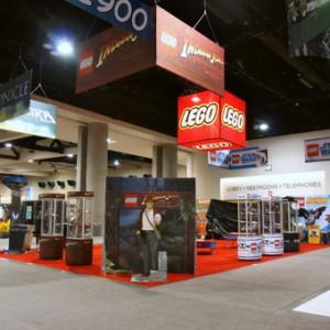 Creatacor works with LEGO on Comic-Con 2009 Exhibit