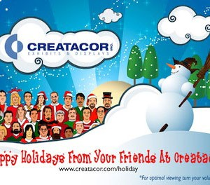 Creatacor Celebrating the Holidays