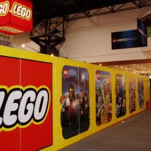 LEGO at Toy Fair 2010