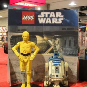 Comic-Con 2010: LEGO Preview Night Report