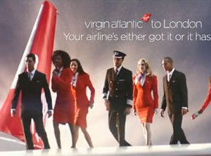 Virgin Atlantic Launches First Ever Global TV Advertisement