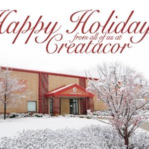 Happy Holidays From Creatacor