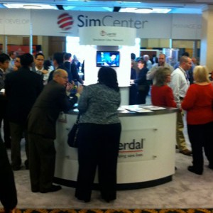 SimCenter Is The Hit At IMSH 2011