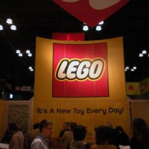 LEGO Systems, Inc., LEGO Licensing And Techno Source At Toy Fair 2011