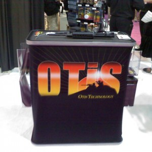 OTiS Technology At SHOT Show 2011