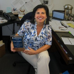 Linda Casimano Celebrates 20 Years Of Service At Creatacor