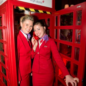 Creatacor Partners With Virgin Atlantic to Deliver the 'Highest of High Teas'