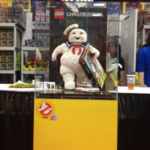 Largest Presence Ever For LEGO At San Diego Comic-Con