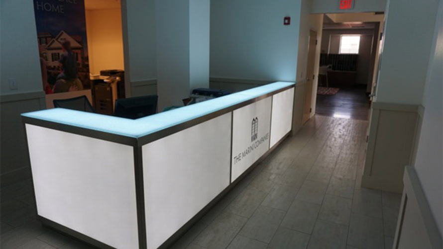 Specialty Fabrication – Custom Counters