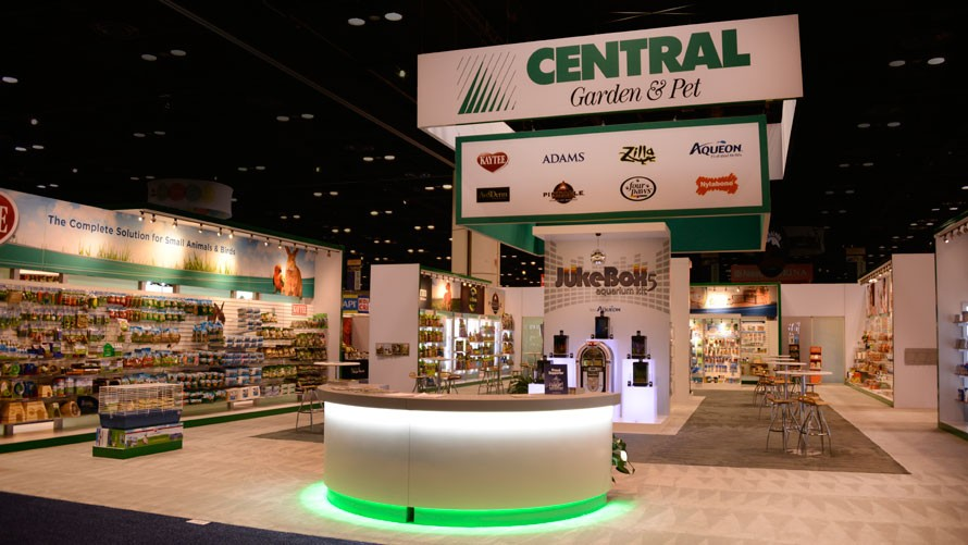 Central Garden & Pet - Global Pet Expo custom trade show program