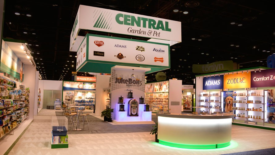 Central Garden & Pet – Global Pet Expo