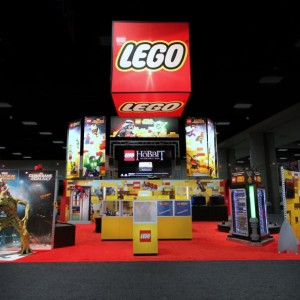 Photos: LEGO At San Diego Comic-Con 2014
