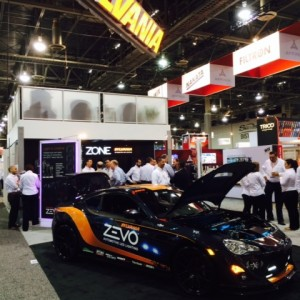 Photos: SYLVANIA Automotive Lighting At AAPEX 2014