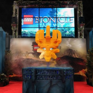 LEGO At New York Comic Con 2014