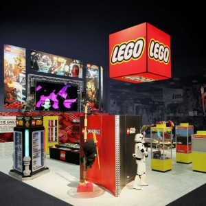 LEGO At San Diego Comic-Con 2015
