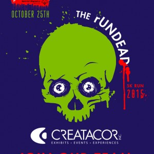 Special Olympics Of NY: The rUNDEAD 5k – This Sunday!