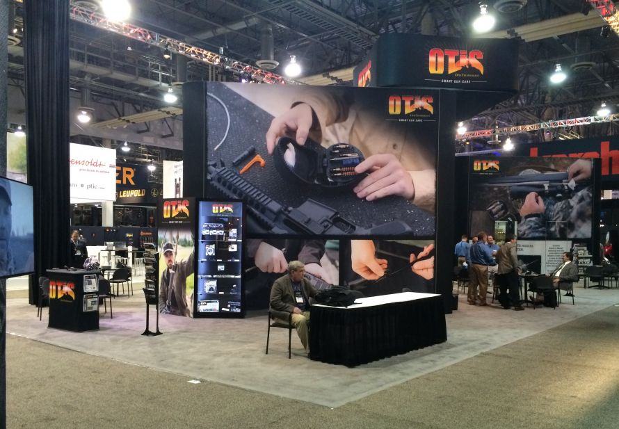 Otis Technology at SHOT Show 2016