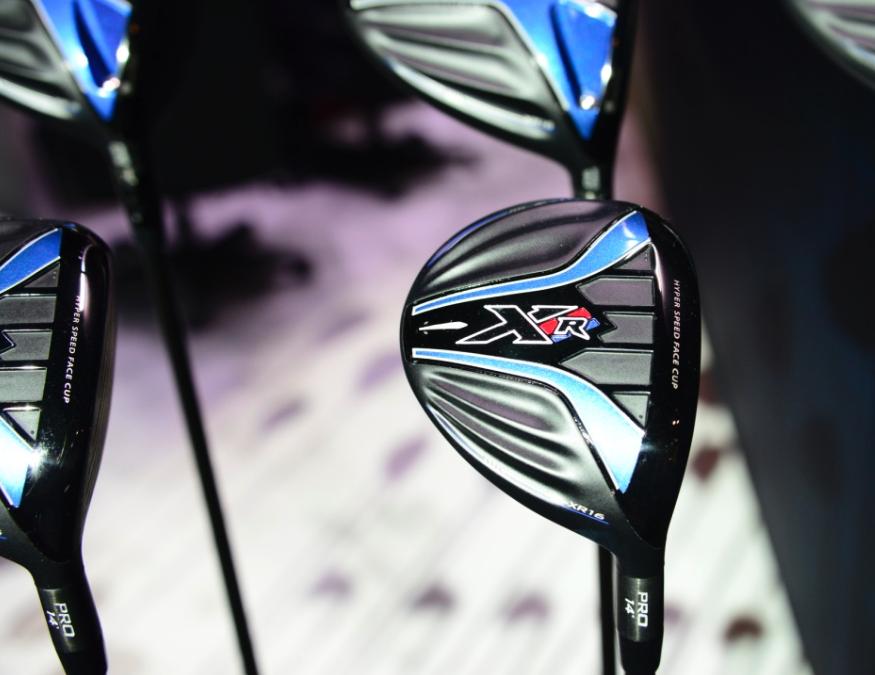Callaway at the 2016 PGA Merchandise Show