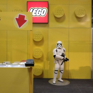 LEGO At Toy Fair 2016