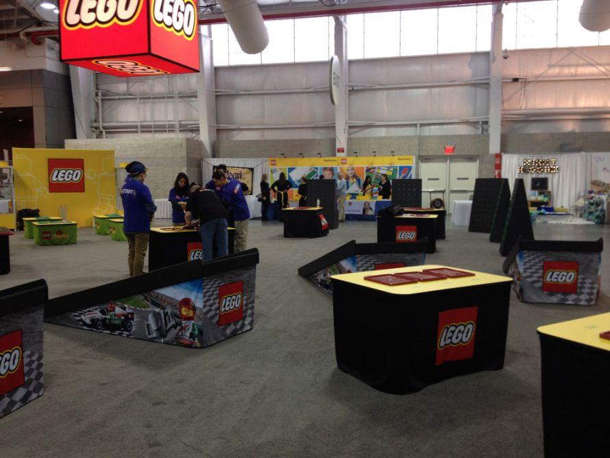 LEGO at Toy Fair 2016