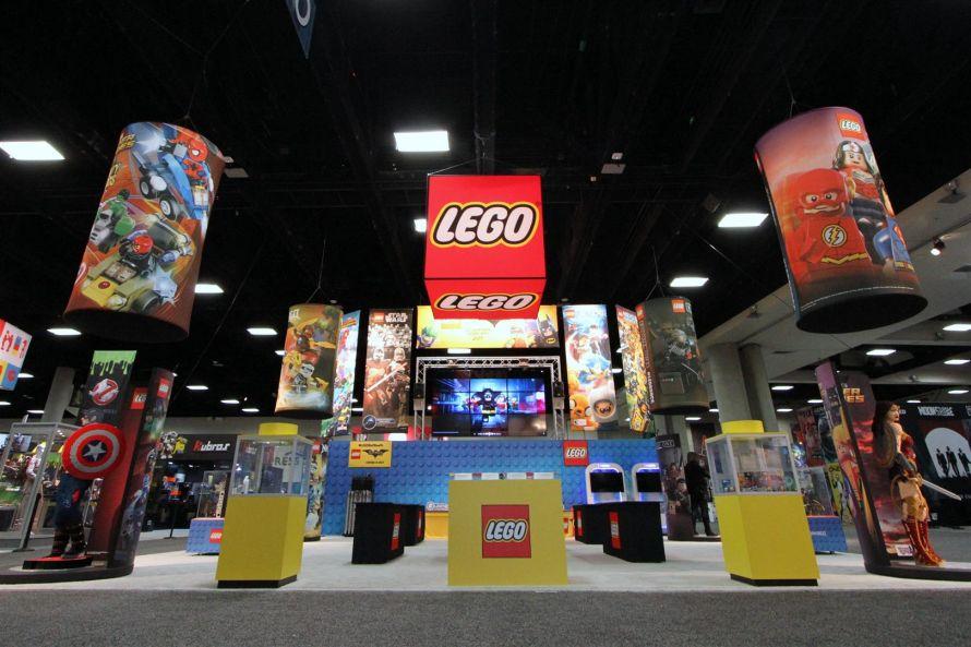 LEGO San Diego Comic-Con 2016