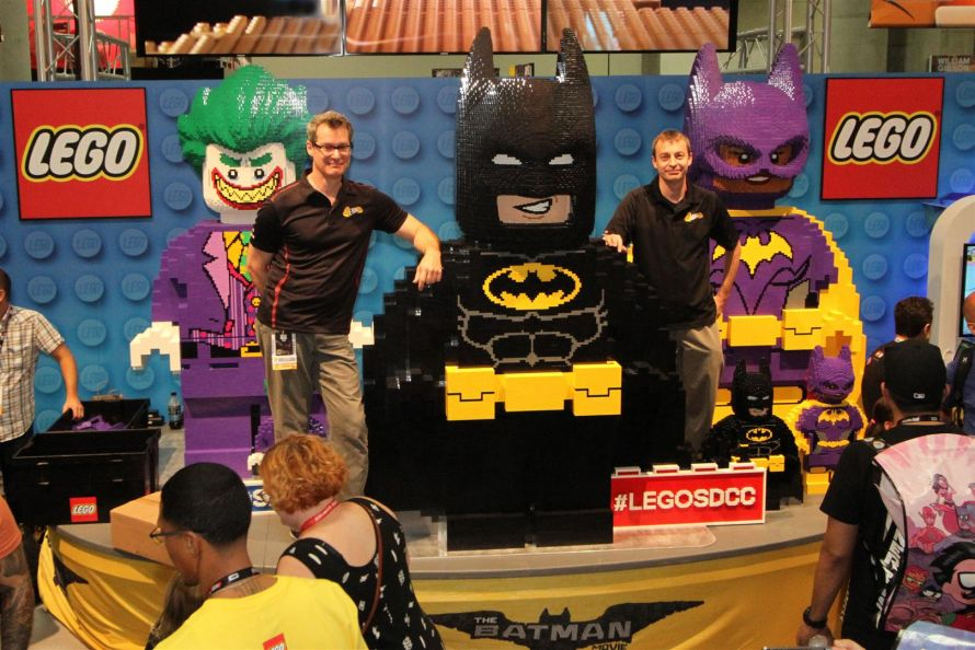 LEGO Master Builders - LEGO San Diego Comic-Con 2016