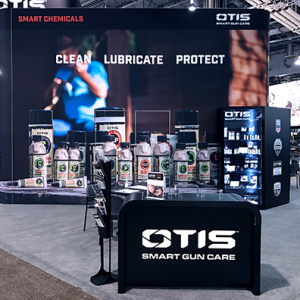 OTIS Continues Their Long Time Partnership With Creatacor For SHOT Show 2017