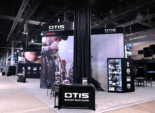 OTiS at SHOT Show 2017