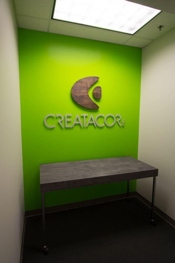 Office rebranding - nook