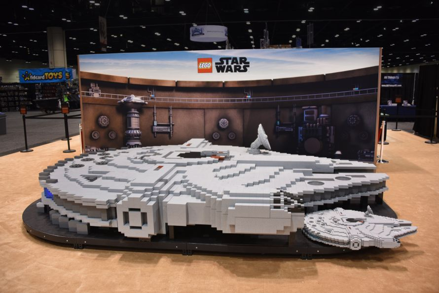 LEGO Star Wars Celebration 2017