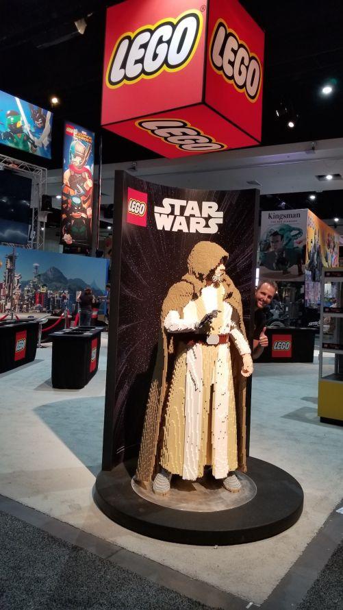 LEGO San Diego Comic-Con 2017