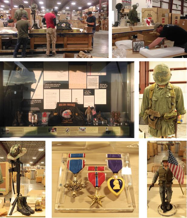 The Vietnam Veterans Memorial Fund - The Wall That Heals