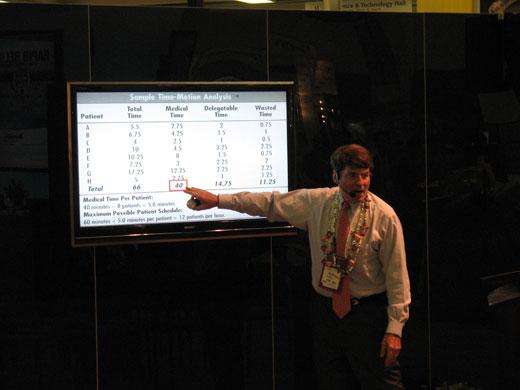 Watson at AUA 2010