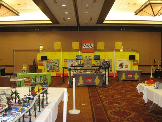 LEGO BrickWorld