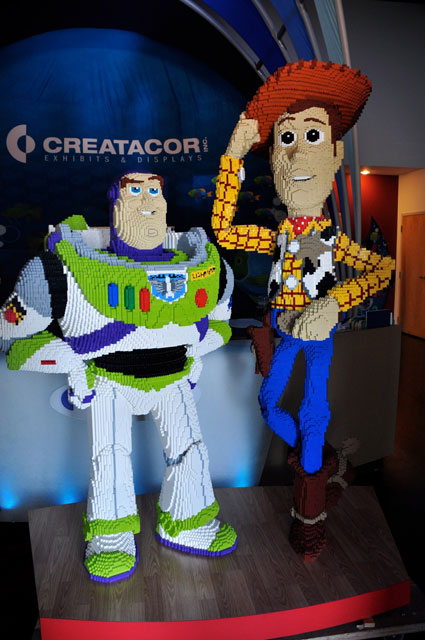 LEGO Buzz Lightyear and Woody