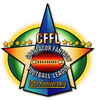 Creatacor Fantasy Football League Logo