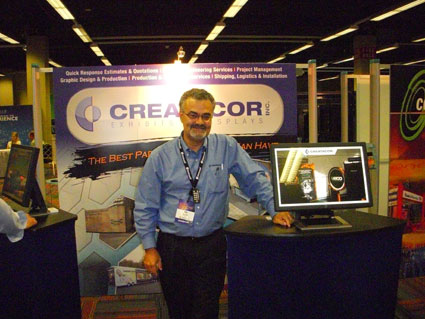 Creatacor @ The Event Marketing Summit 2010