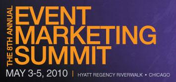 Event Marketing Summit 2010