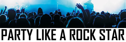 "Exhibitor Magazine article ""Party Like A Rock Star"" about Creatacor"