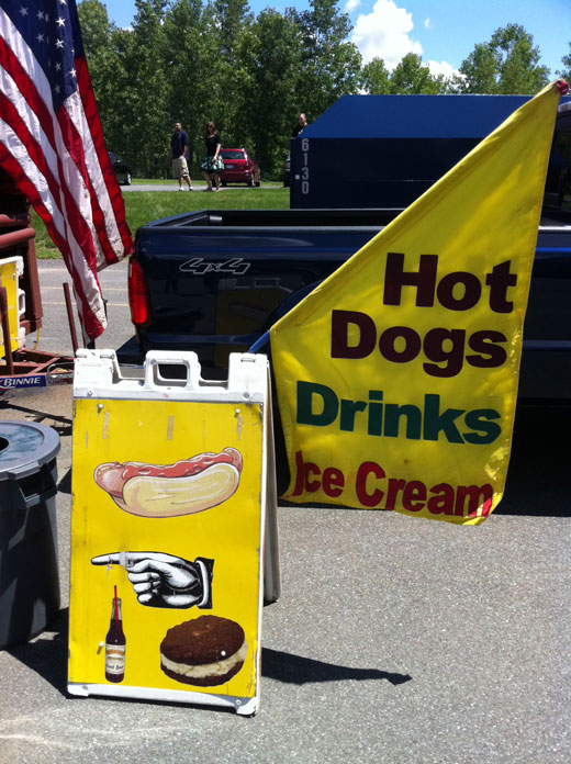 IAN's Granite State Franks at Creatacor
