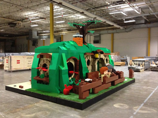LEGO: The Hobbit - Bag End