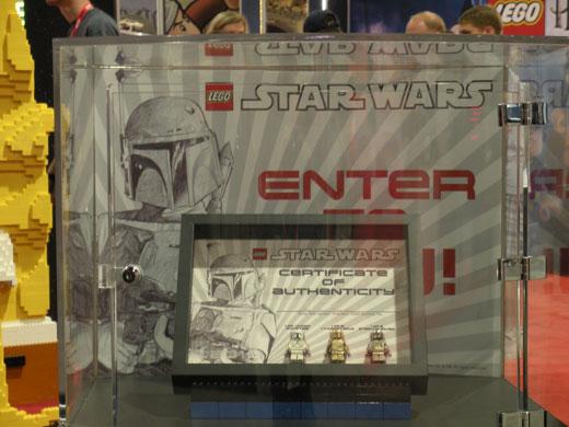 LEGO Comic Con 2010