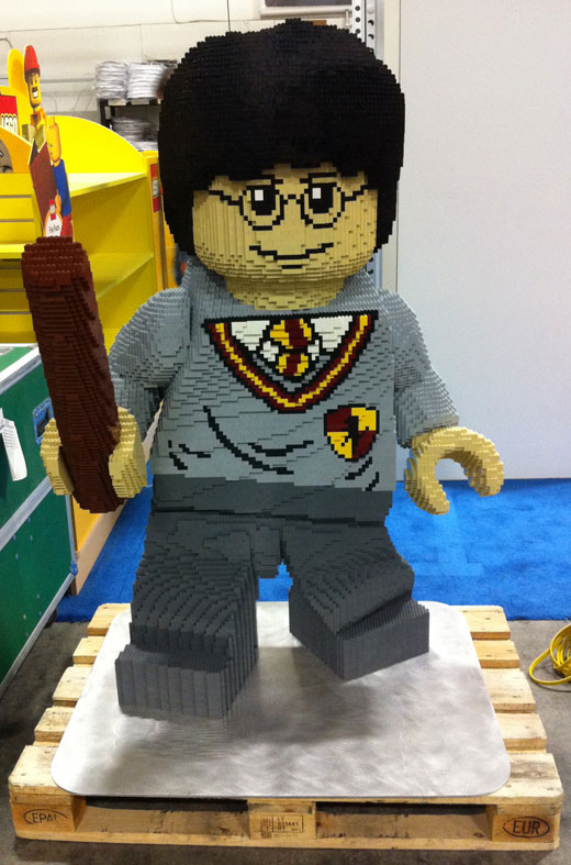 LEGO Model Harry Potter