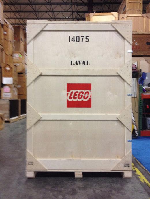 LEGO At Toy Fair 2013