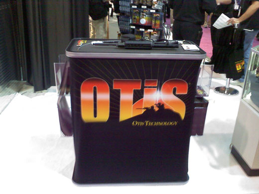 Otis Technology at SHOT Show